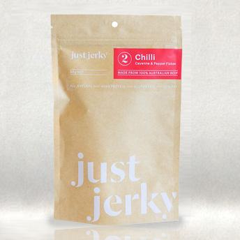 Just Jerky Chilli Beef Jerky