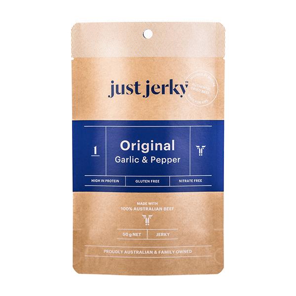 Just Jerky Original Beef Jerky