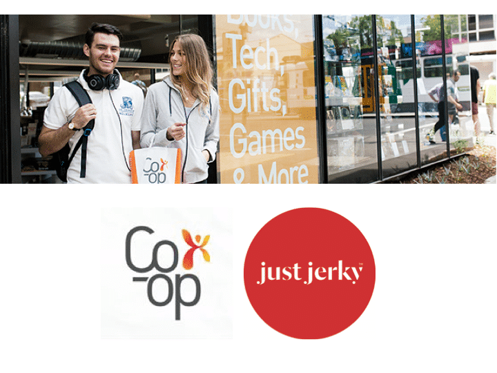 Co-op and JJ